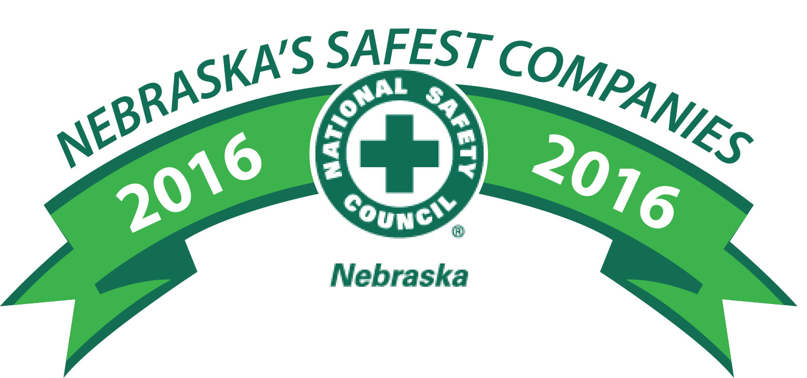 National Safety Council - Nebraska's Safest Companies - 2016